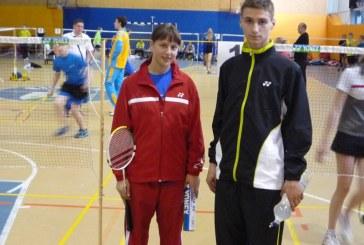 Sėkmingas badmintonininkų žaidimas tarptautiniame turnyre