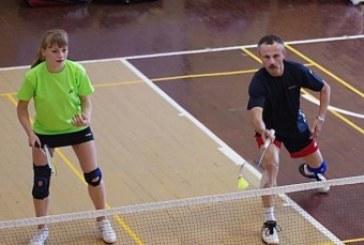 Badmintono šventė Balbieriškyje