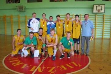 """Basketnews.lt Lietuva"" 2012 metų taurę iškovojo ""Birštono gimnazija"""