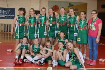 Prieniškės tapo 14-mečių Lietuvos čempionėmis