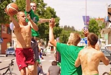 Prienuose ūžė sporto šventė