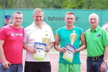 Birštono taurės dvejetų teniso turnyrą laimėjo prieniškiai