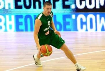 Lietuviai pralaimėjimu pradėjo Pasaulio čempionatą