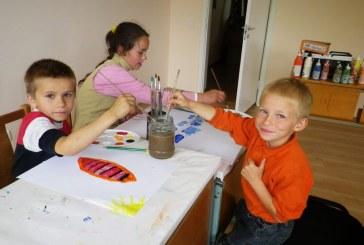 Vaikų gynimo diena Užuguostyje