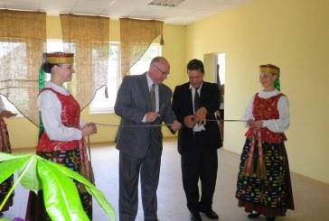 Šilavote duris atvėrė daugiafunkcis centras