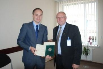 LKF generalinis sekretorius lankėsi Prienų savivaldybėje