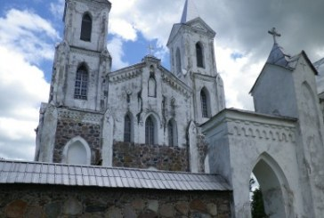 Užuguosčio Šv. Apaštalų Petro ir Povilo bažnyčiai – 110 metų