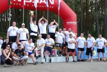 Lietuvos galiūnai – Baltijos čempionato nugalėtojai