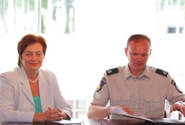 Birštono policijos veiklos rezultatai džiugina ir savivaldybės vadovę