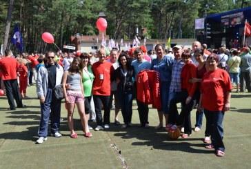 Prienų socialdemokratai aktyviai dalyvavo LSDP sąskrydyje