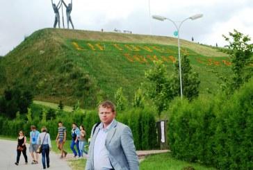 Andrius Palionis: Aktyvi, veikli, kūrybinga jaunimo Lietuva tikrai yra!