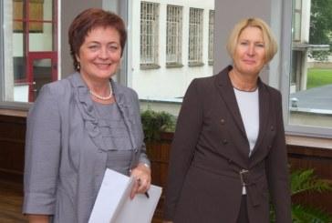 Birštone vyko LSA Tarptautinių ryšių ir programų komiteto posėdis