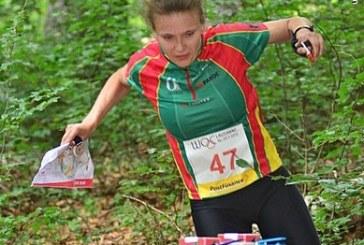 Kristina Rybakovaitė iškovojo 12-ąją vietą Pasaulio orientavimosi sporto čempionate