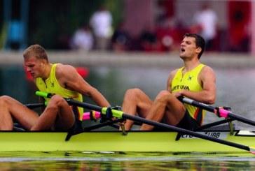 Rolandas Maščinskas ir Saulius Ritter – olimpiadoje šešti