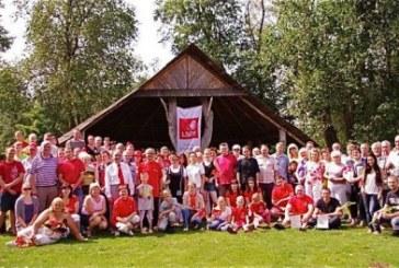 Rajono socialdemokratai sąskrydyje sportavo ir politikavo