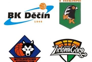 """""""Prienų"""" krepšininkai turnyrą Čekijoje pradėjo pergale"""