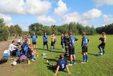 Birštono futbolininkai antrą ratą pradėjo įtikinama pergale