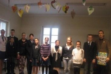 Laureatų derlius Veiverių A. Kučingio meno mokykloje
