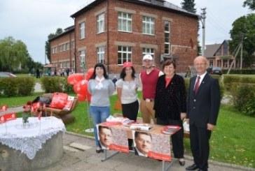 Rugsėjo 1-ąją socialdemokratai surengė LSDP dieną