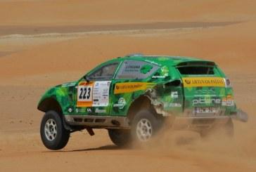 Dakaro lenktynėse Pietų Amerikoje dalyvaus ir prieniškiai