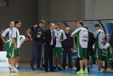 """""""Prienų"""" komanda išvyko į Estiją"""