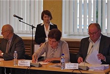 Taryboje – aršios diskusijos dėl naujos viešosios įstaigos