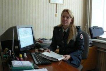 Kriminalistams padėjusiai Druskininkų viešosios policijos pareigūnei – pasižymėjimo ženklas