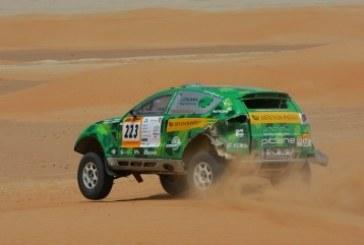 Garsiausio pasaulyje Dakaro ralio istorija pažymėta ir lietuviškomis pavardėmis