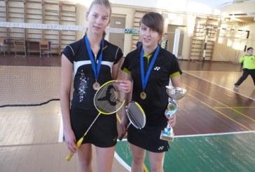 Sėkmingas badmintonininkų startas naujame sezone
