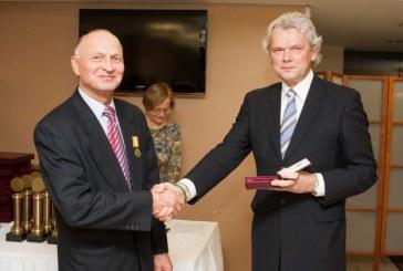 Sauliui Smailiui – Kūno kultūros ir sporto departamento aukso medalis