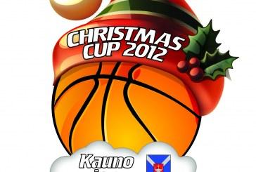 """Tarptautiniame krepšinio turnyre """"Christmas Cup 2012"""" Kaune laukiama net 17 užsienio komandų"""