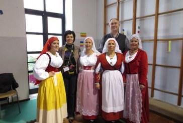Pirmasis Jiezno gimnazijos  partnerių susitikimas Sardinijoje