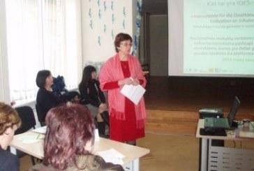 Įvyko Kokybės siekiančių mokyklų klubo narių susitikimas