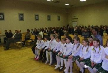 Visuotinis tėvų ir mokytojų susirinkimas Jiezno gimnazijoje