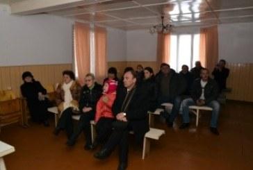 Birštono savivaldybės vadovybė susitiko su Jundeliškių kaimo gyventojais