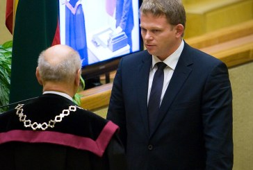 LR Seimo nario Andriaus Palionio ataskaita