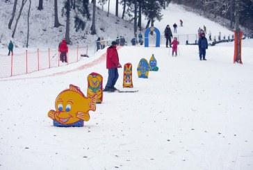 Birštone atidaromas slidinėjimo trasos sezonas