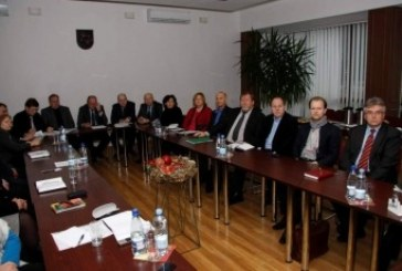 Vyko Birštono savivaldybės įstaigų, organizacijų, bendrovių vadovų susitikimas