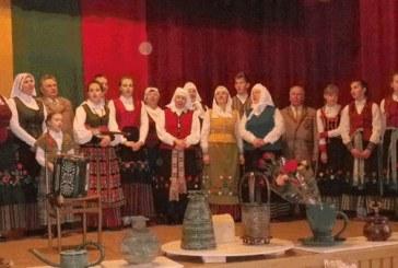 Tarmių ir dainų pynėje – tautos šventė