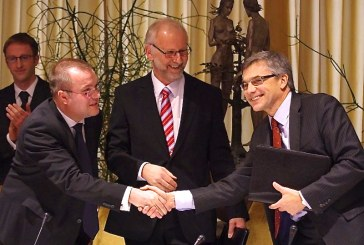 Prienų rajone pasirašyta istorinė sutartis dėl elektros jungties tarp Lietuvos ir Lenkijos