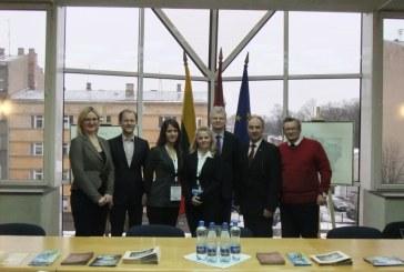 Birštono kurortas pristatytas Latvijoje