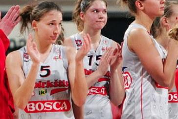Mantė Kvederavičiūtė – naudingiausia LKF taurės finalo ketverto žaidėja