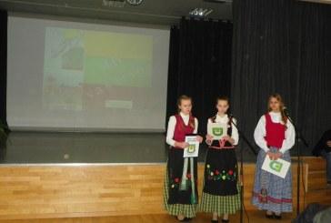 Ką Jiezno  gimnazistams reiškia Lietuvos nepriklausomybė ?
