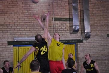 Jiezno seniūnijos vyrų krepšinio turnyras, skirtas Kovo 11-ajai paminėti