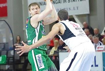 """Prienai"" sutriuškino ""Barons kvartals"" ir BBL finale susitiks su ""Ventspils"""