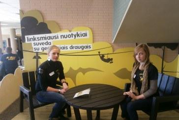 Balbieriškio pagrindinės mokyklos dešimtokai-pilietinių iniciatyvų konkurso laureatai