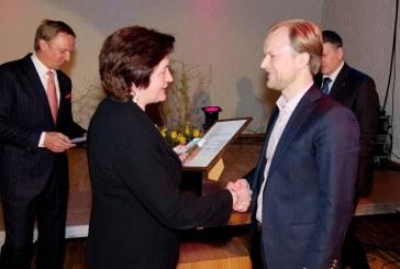 Birštone išdalintos verslo nominacijos ir padėkos už naujas verslo idėjas