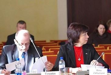 Vytautas Martinaitis palieka Kontrolės komiteto pirmininko postą