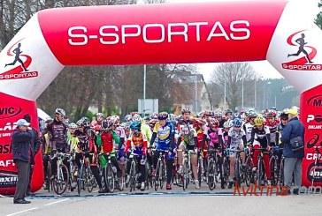 Vyko respublikinių Plento dviračių Taurė 2013 varžybų pirmas etapas