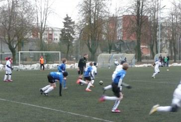 Futbolo turnyras Jūrmaloje